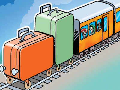 Mumbai-Ahmedabad: Travelling Tejas? Fast-forward your luggage