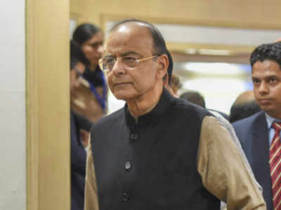 Arun Jaitley expresses concern over Congress dragging CAG Mehrishi into Rafale controversy