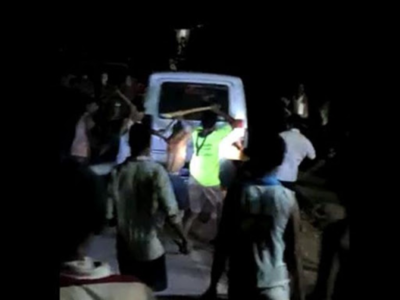 Lynching of sadhus in Palghar: Three cops dismissed from service