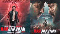 'Marjaavaan' first look out: Sidharth Malhotra and Riteish Deshmukh battle begins