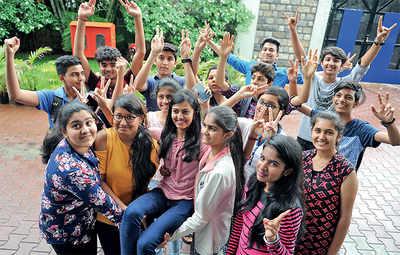 Karnataka kids ace ICSE, ISC
