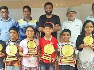 Arnav shines in Chess meet
