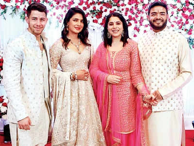 What's the mystery behind Priyanka Chopra's brother Siddharth Chopra and Ishita Kumar's wedding?