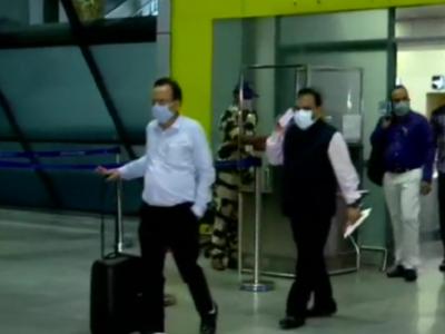 Coronavirus: Central team arrives in Kerala amid rise in Covid cases