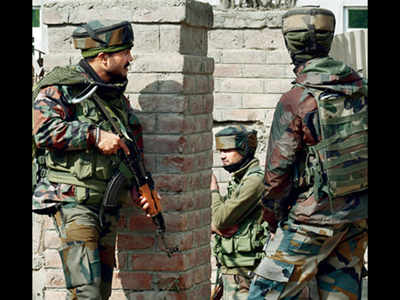 12 civilians injured in grenade attack on J&K security forces