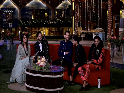 Image result for bigg boss 12 grand finale 2018