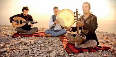 The songs of the desert