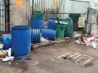 Roadside or dump site?