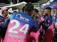 Tewatia blitz powers Rajasthan Royals to record IPL chase