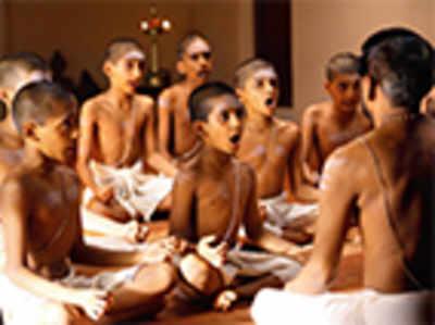 Big boost for Sanskritic education