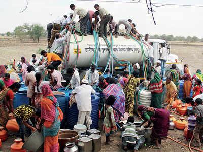 Drought in 85% Marathwada, needs Rs 3k cr relief