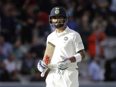 ICC Test rankings: Virat Kohli loses top spot to Steve Smith