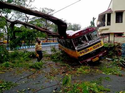 Cyclone Amphan live updates: Toll rises to 80 in West Bengal; protests erupt in Kolkata