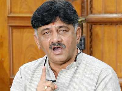 DK Shivakumar writes to Karnataka CM, demands withdrawal of FIR against Sonia Gandhi