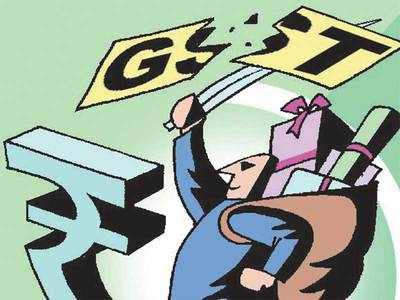 Bizman held for Rs 12-cr GST fraud