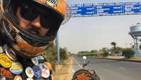 Farmer rides bike from Jalandhar to Sikkim for women empowerment