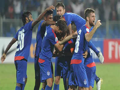 Bengaluru Football Club fans want Bengaluru as their home ground