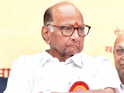 Previous govt wants to hide something, says Sharad Pawar