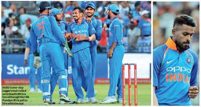 India vs South Africa 4th ODI: Virat Kohli and co target first ODI series win in SA