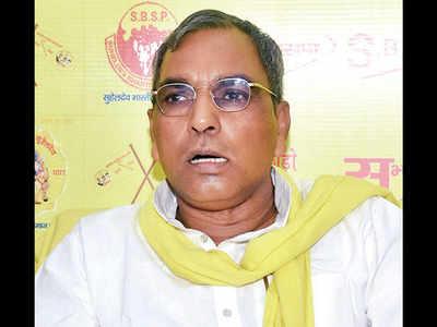 Yogi drops OP Rajbhar from UP govt