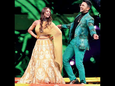 Malaika Arora beats Covid-19 to return to work; serenaded by Terence Lewis on the sets of India's Best Dancer