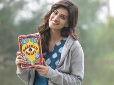 Bareilly Ki Barfi star Kriti Sanon receives a special gift from the Uttar Pradesh town