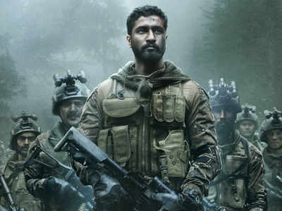 Check out Vicky Kaushal's intense soldier look from Uri, a film based on surgical strike