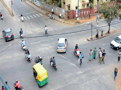 BBMP plans to take the flyover way out