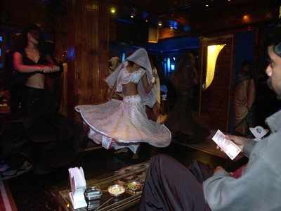 Let them eat cake: Shunning the veil