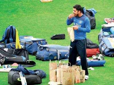 Strike beef off Team India's menu: BCCI to Cricket Australia