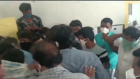Karnataka: Covid-19 patient dies due to oxygen shortage, kin attack hospital staff