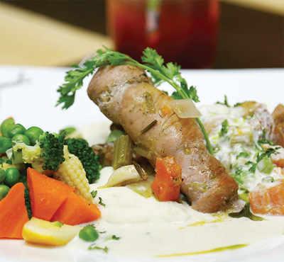 Restaurant review : Jonah's
