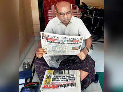 Thane societies will face action for barring home delivery of newspapers