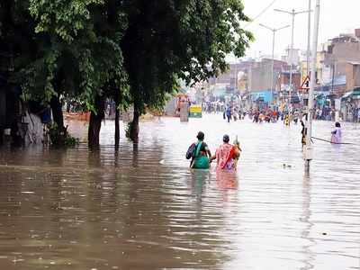 Gujarat: Three women drown, four fishermen missing after heavy rains