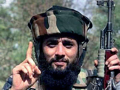 Hurriyat chief's son among 2 terrorists killed in Srinagar
