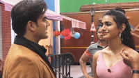 Arbaaz Khan, Priya Varrier shoot for 'Sridevi Bungalow'