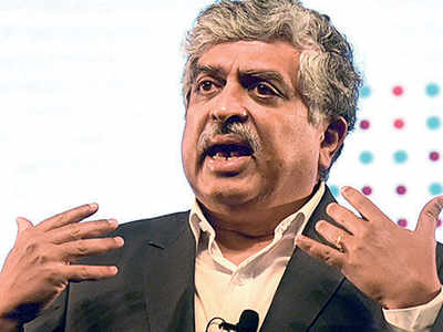 Independent probe by Infosys panel: Nilekani