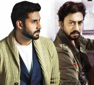Abhishek Bachchan and Irrfan Khan in Ronnie Screwvala's next production