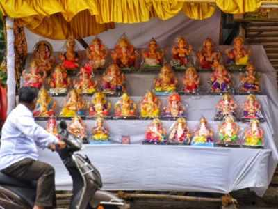 BMC issues guidelines for domestic Ganpati festival celebrations; restricts gathering for arrival and immersion of Lord Ganesha