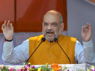 Relish idea of Modi vs Rest in 2019, says BJP chief Amit Shah