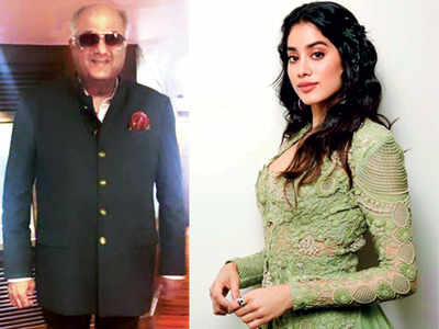 Janhvi Kapoor is proud of father Boney Kapoor's weight loss