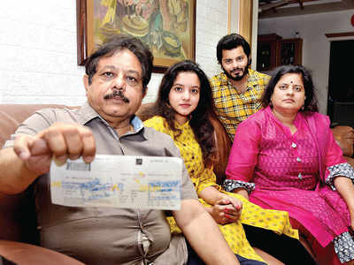 Family faces airport exit hurdles