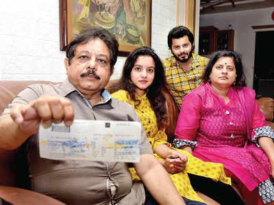 Family faces airport exit hurdles