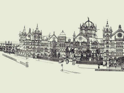 #MumbaiMirrored: The making of the city's grandest edifice