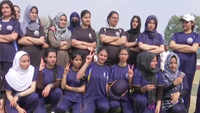 First-ever girls' cricket tournament organised in J&K's Rajouri