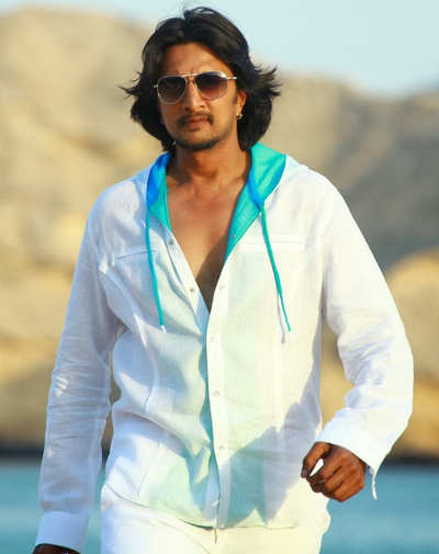 Sudeep, Radhika emerge as top Sandalwood actors