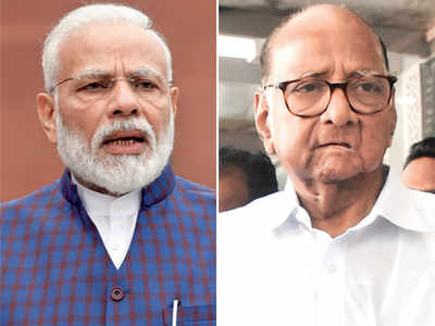 PM Modi offered to work together, but I said no, says Sharad Pawar