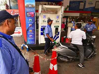 Petrol prices rise for 5th consecutive day; check today's rates
