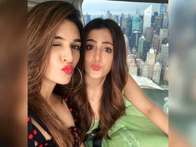 Nupur Sanon on her US and Canada vacation with sister Kriti Sanon: I like trips that don't have an itinerary