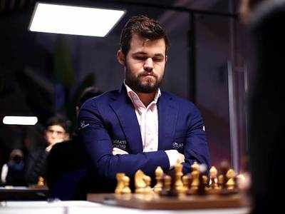 Magnus Carlsen eases past Ding Liren to make final of Chessable Masters